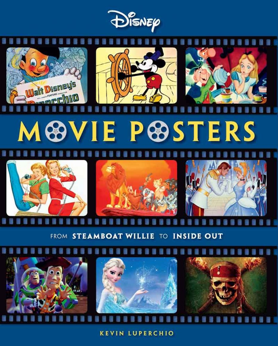 Disney Movie Posters Book Review Laughingplace Com